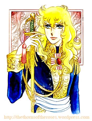 Images de Lady Oscar (film et dessins animée et mangas ) Oscar910