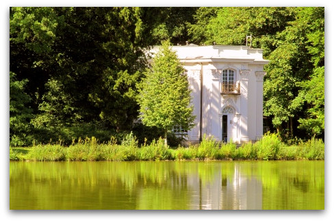 Chateaux de Bavière Pagode10