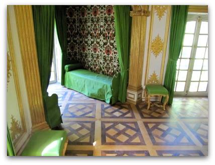 Chateaux de Bavière Pagode11
