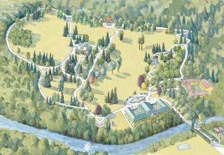 Chateaux  d'Autriche Parkpl10