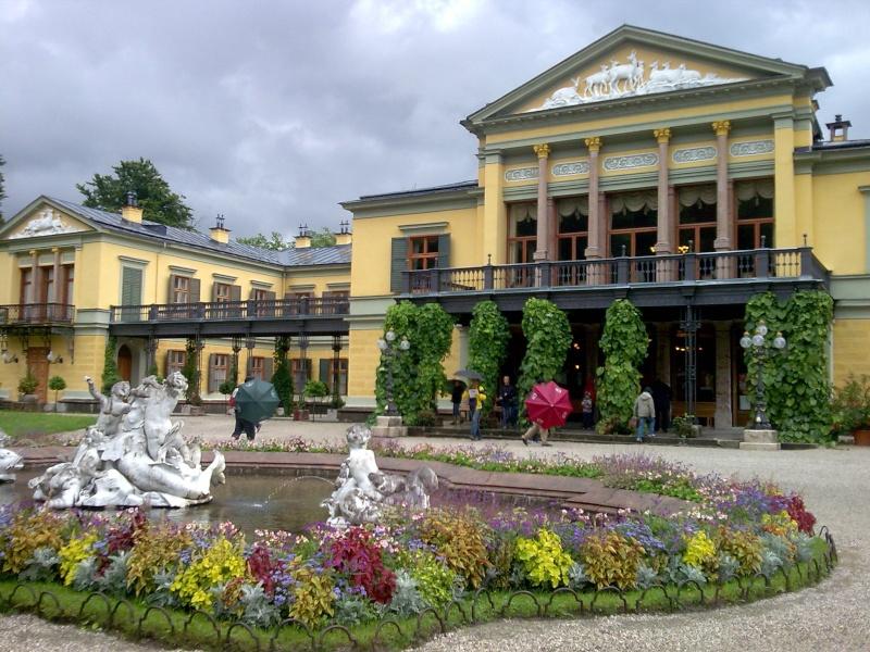 Chateaux  d'Autriche Photo212