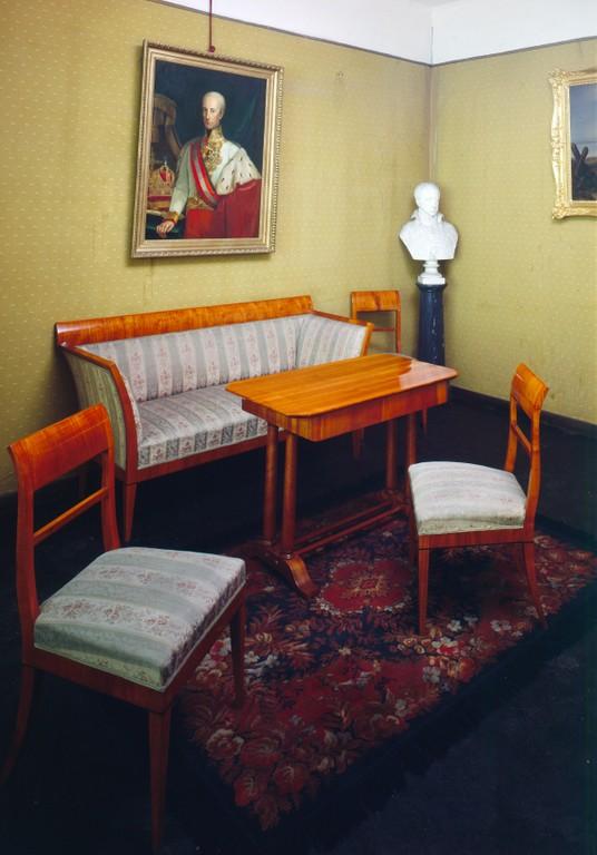 Chateaux  d'Autriche Salon_32