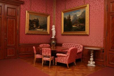 Chateaux  d'Autriche Salon_33
