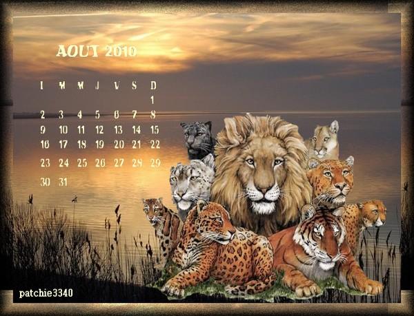 Défis calendrier Aout 2010 [ AVANT LE  20 JUILLET] Calena10