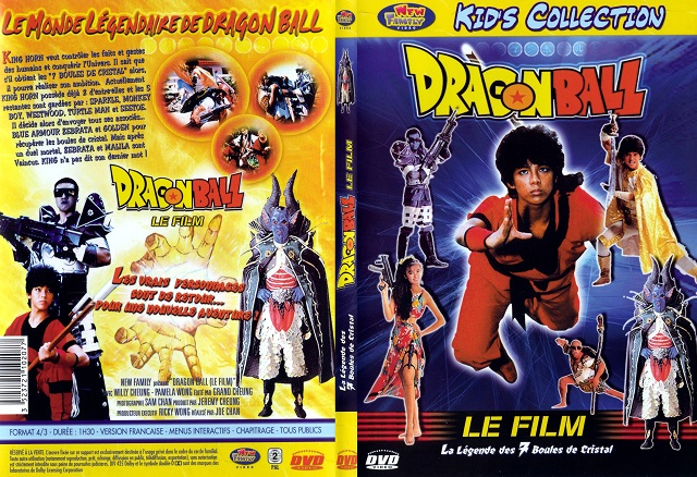 Dragon Ball Z - Light of Hope Dragon10