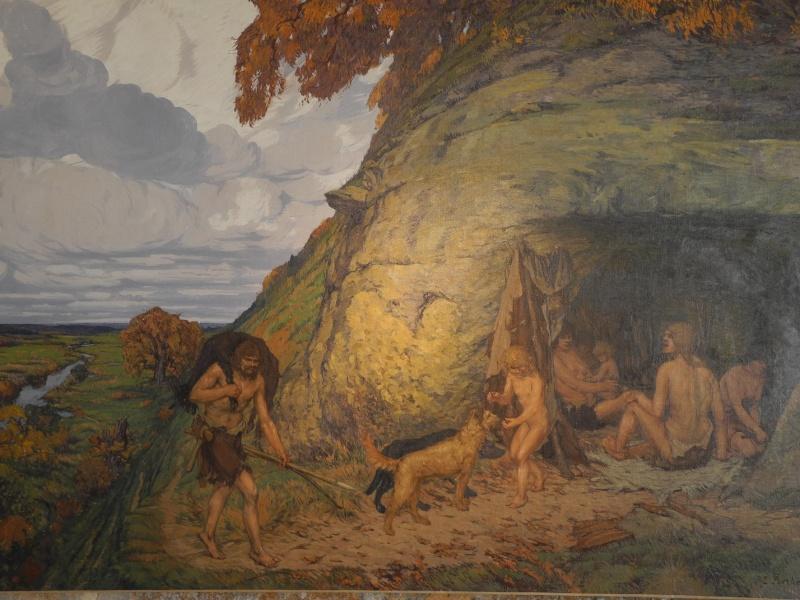 l'image de l'homme préhistorique - Page 3 112