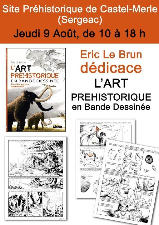 L'art préhistorique en bande dessinée 18116810