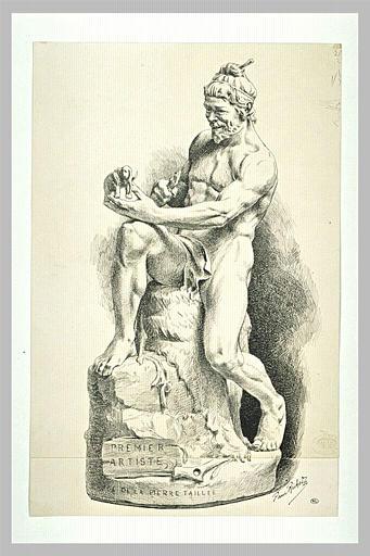 l'image de l'homme préhistorique - Page 2 M5035010