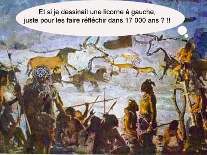 l'image de l'homme préhistorique - Page 6 Peintu10