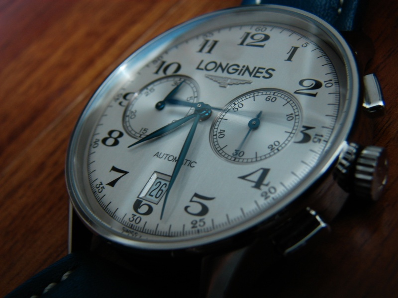 LONGINES TRADITION MASTER COLLECTION Dsc00712