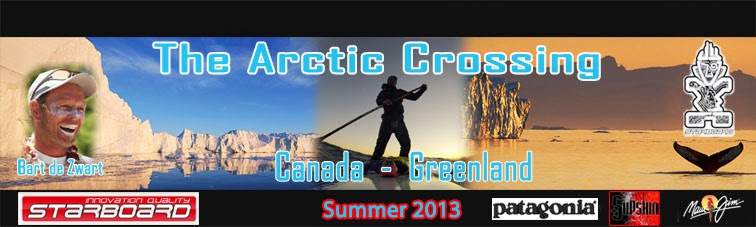 The Arctic Crossing Artic-11