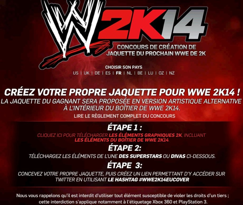 WWE 2K14 : Cover Art Contest (FR) Gggg10