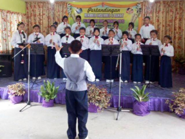 Recorder Ensemble & Bakat -Zon Bingkor (14feb2015) Photo_46