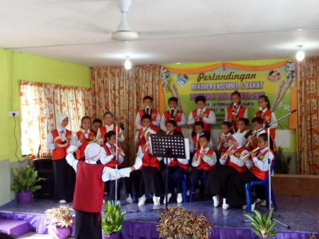 Recorder Ensemble & Bakat -Zon Bingkor (14feb2015) Photo_47