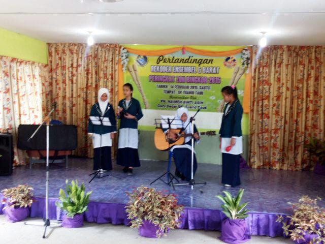 Recorder Ensemble & Bakat -Zon Bingkor (14feb2015) Photo_52