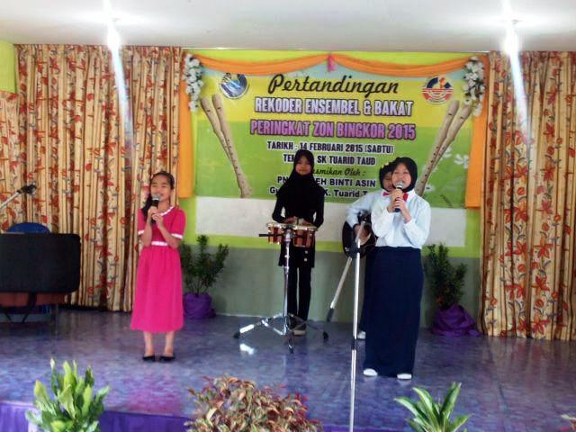 Recorder Ensemble & Bakat -Zon Bingkor (14feb2015) Photo_53