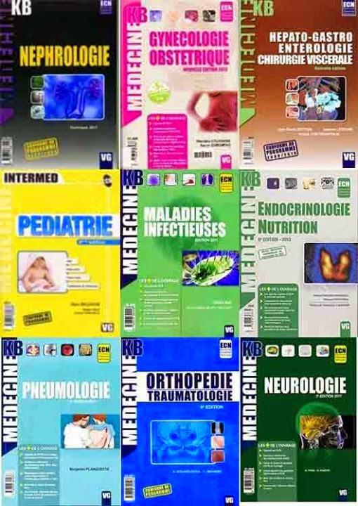 "collection "" KB "" Médecine ( 12 livres ) - Page 35 10390410"