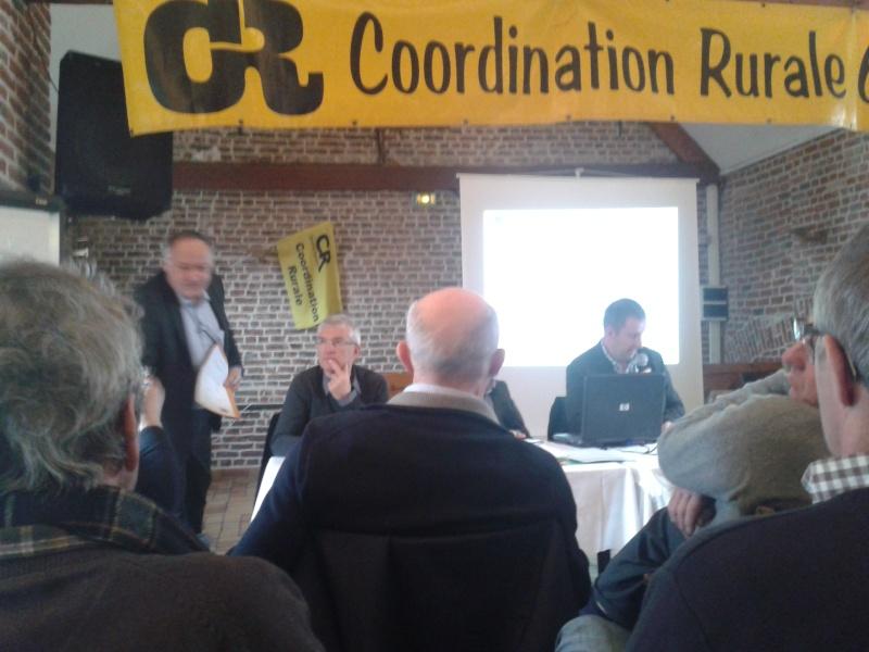 AG Coordination Rurale NPDC à Saint Martin au Laert 20150210