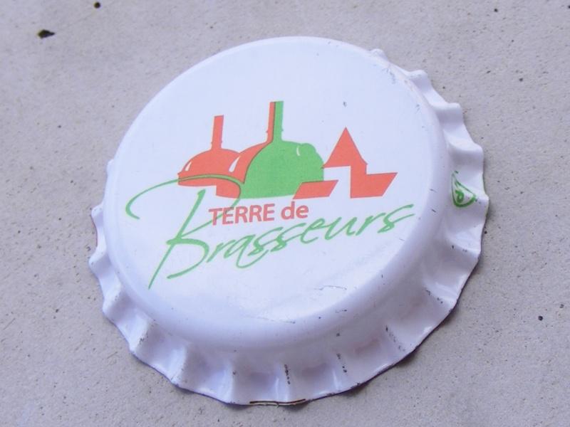 Terre de brasseurs - bière ou promo capsule...? Dscf2812