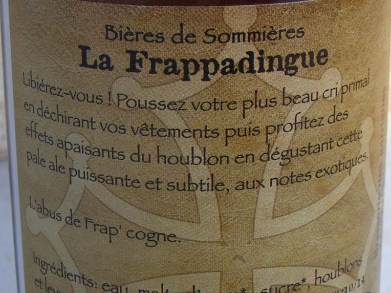 Brasserie des Garrigues Sommières Gard (30) Dscf2918