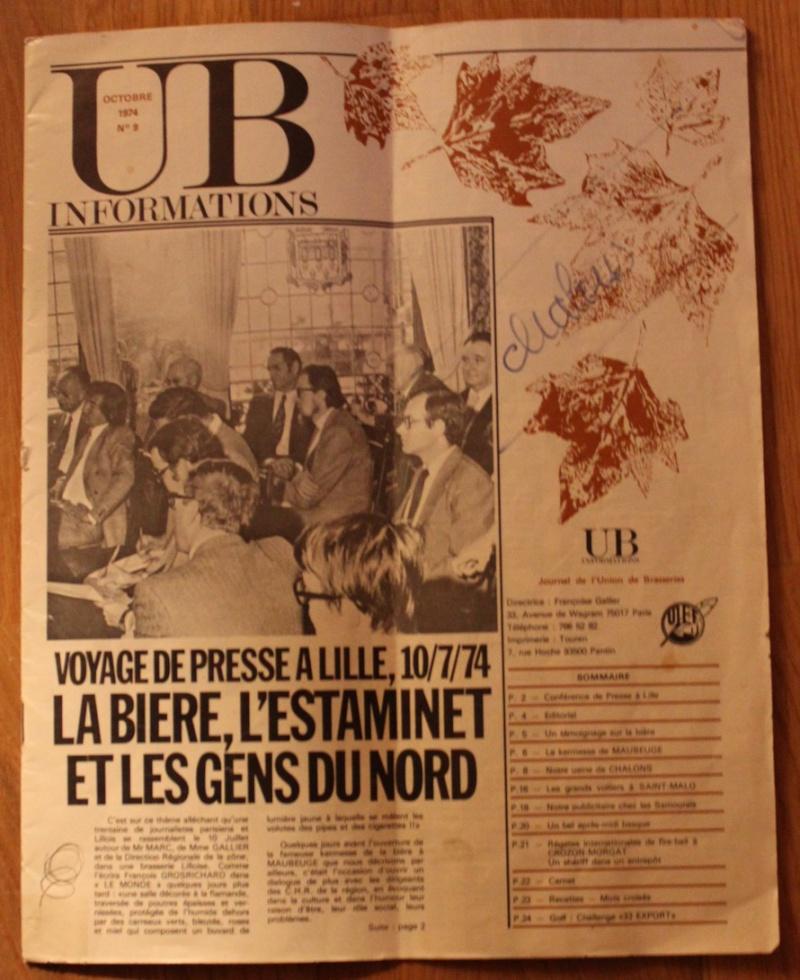 Union de brasserie Phénix Marseille Ub10