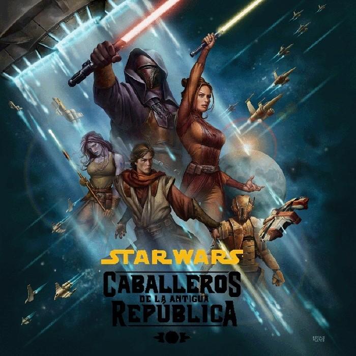 Star Wars - Caballeros de la Antigua República