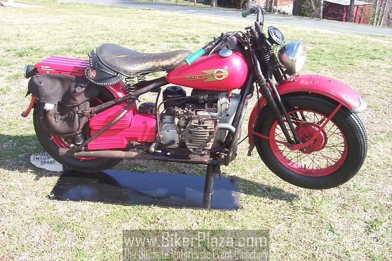 Harley XA  Harley10