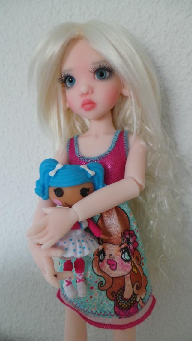 Rallie, petit bouchon rose :) 07111
