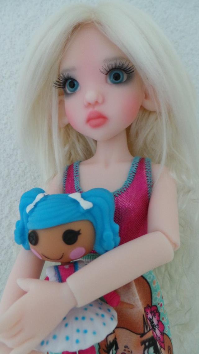 Rallie, petit bouchon rose :) 11410