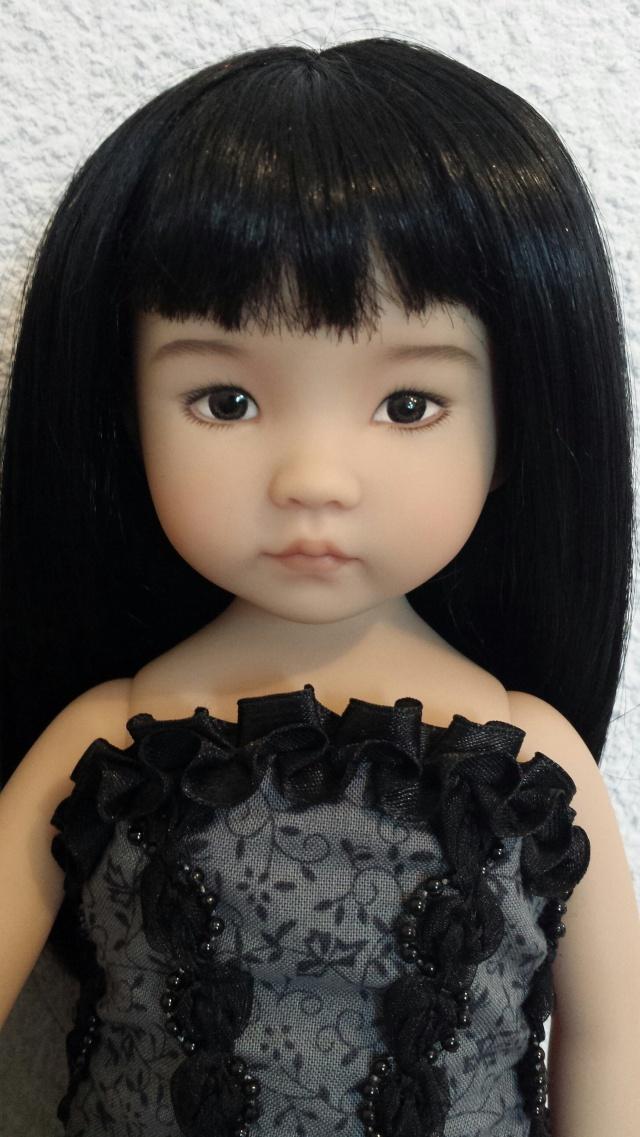 Zoé petite LD asiatique P4 tenue traditionnelle Zoy10
