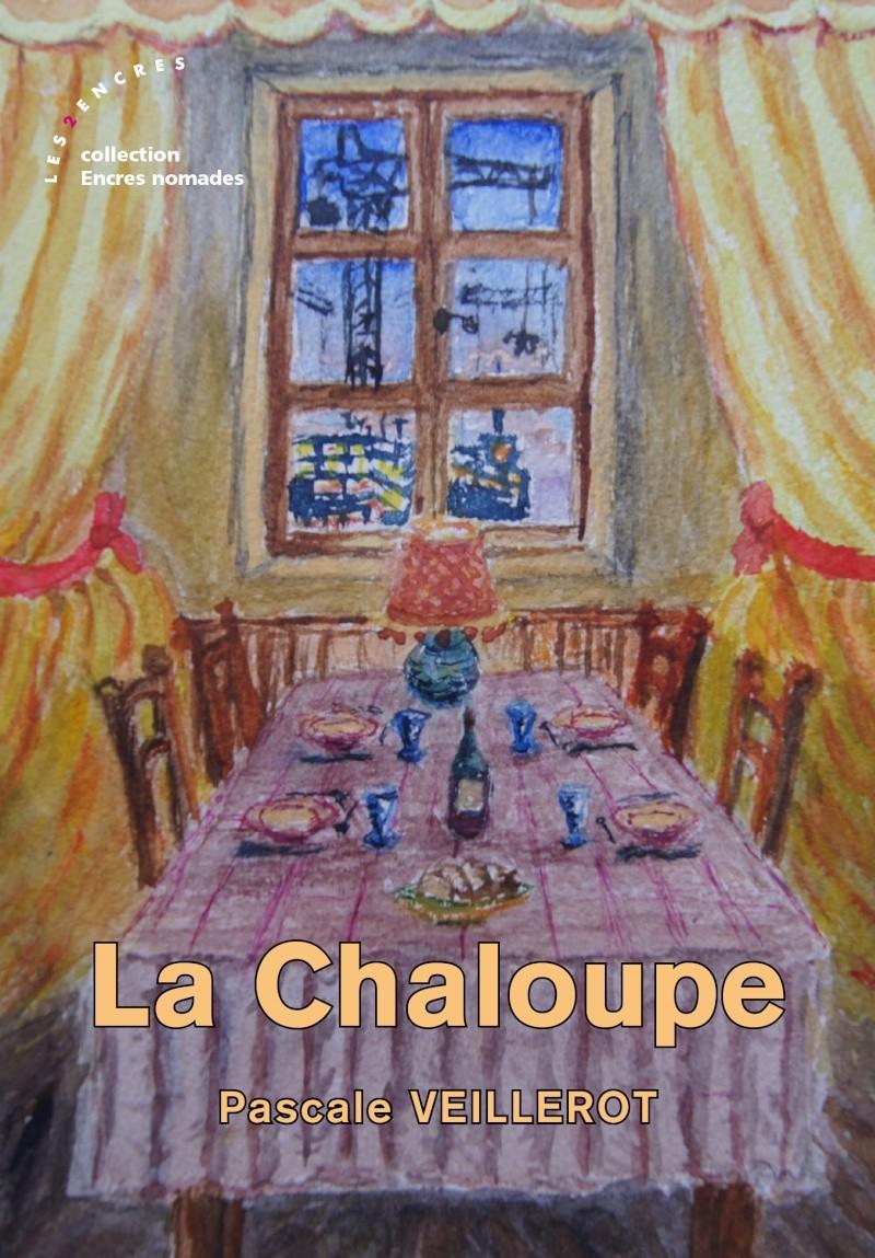 [Veillerot, Pascale] La Chaloupe Couv_u10