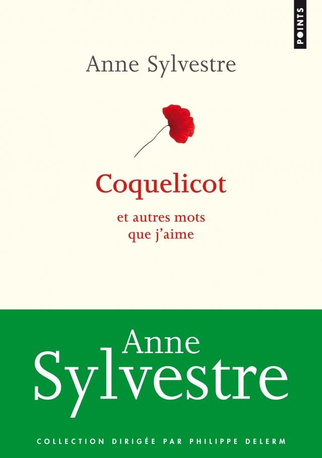 [Sylvestre, Anne] Coquelicot et autres mots que j'aime Sylves10