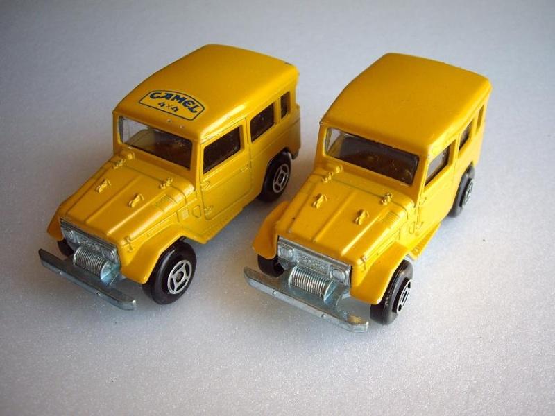 N°277 Toyota Land Cruiser 4X4 Imgp5110