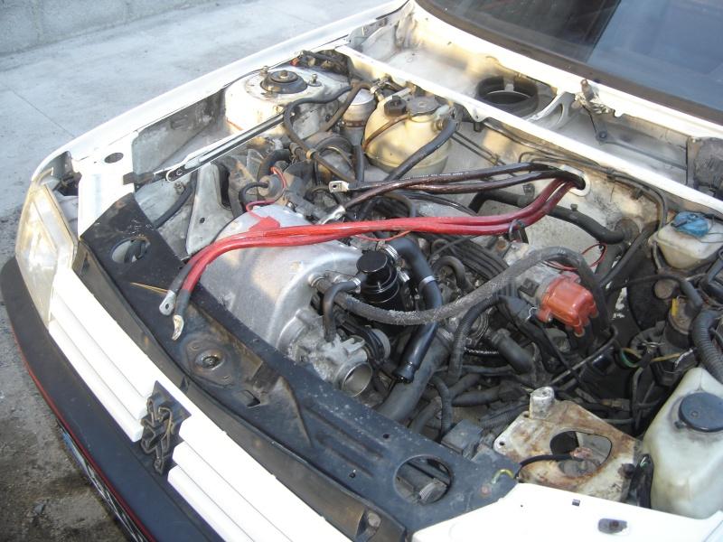 Peugeot 205 GTI 1900 130 CV de 1988 Dsc00424