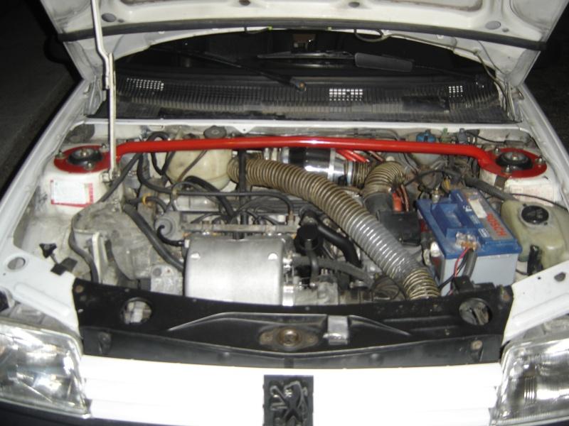 Peugeot 205 GTI 1900 130 CV de 1988 Dsc00431