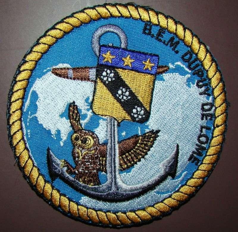 Ma collec. patchs Marine Nationale : sous-marins , cdo etc. - Page 2 Dsc05641