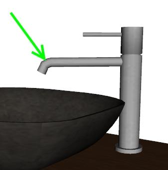 Créer des tubes arrondis (ex; poignée de porte, robinet, ...) Robine10