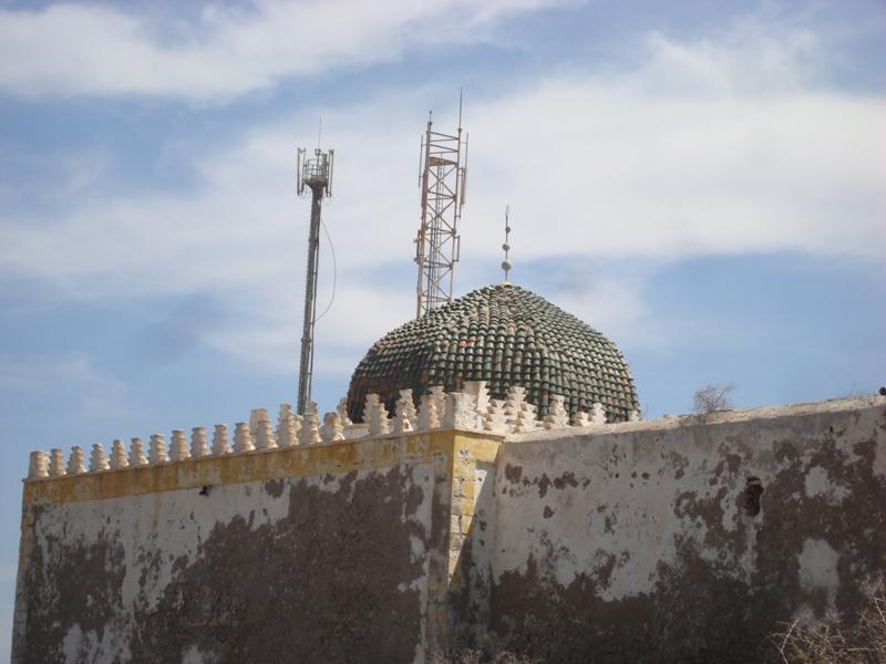 Sidi Magdoul le sanctuaire de Mogador et son cimetière. Dsc01010