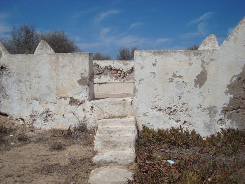Sidi Magdoul le sanctuaire de Mogador et son cimetière. Dsc01013