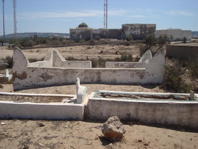 Sidi Magdoul le sanctuaire de Mogador et son cimetière. Dsc01014