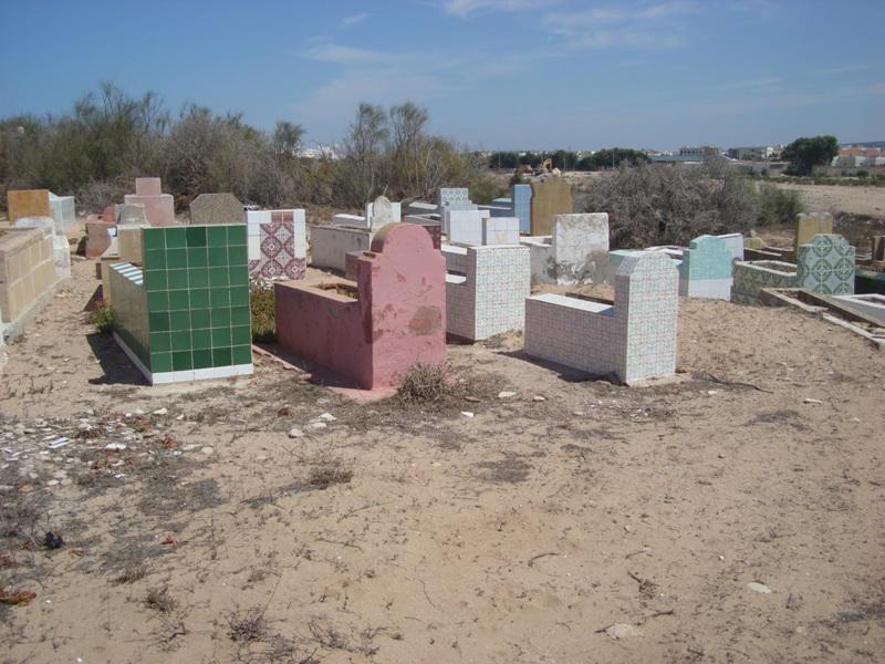 Sidi Magdoul le sanctuaire de Mogador et son cimetière. Dsc01015