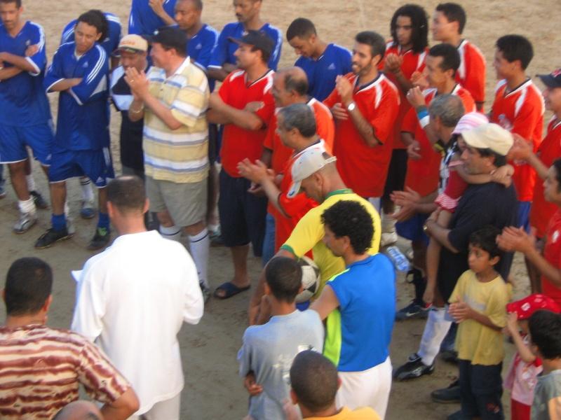 Tournoi de Foot à TAGHART Essao115