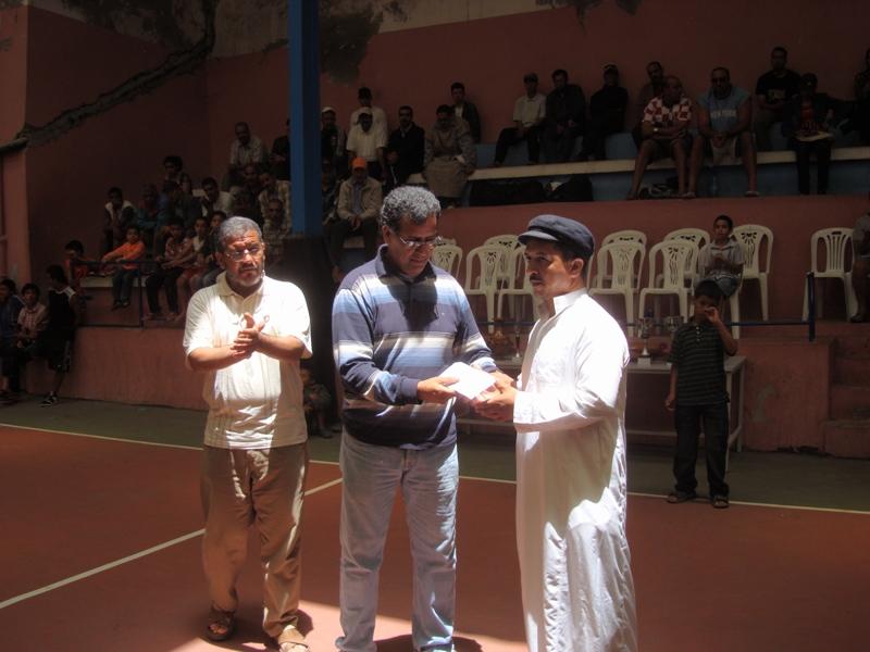 Le Sport dans notre ville Essaou42