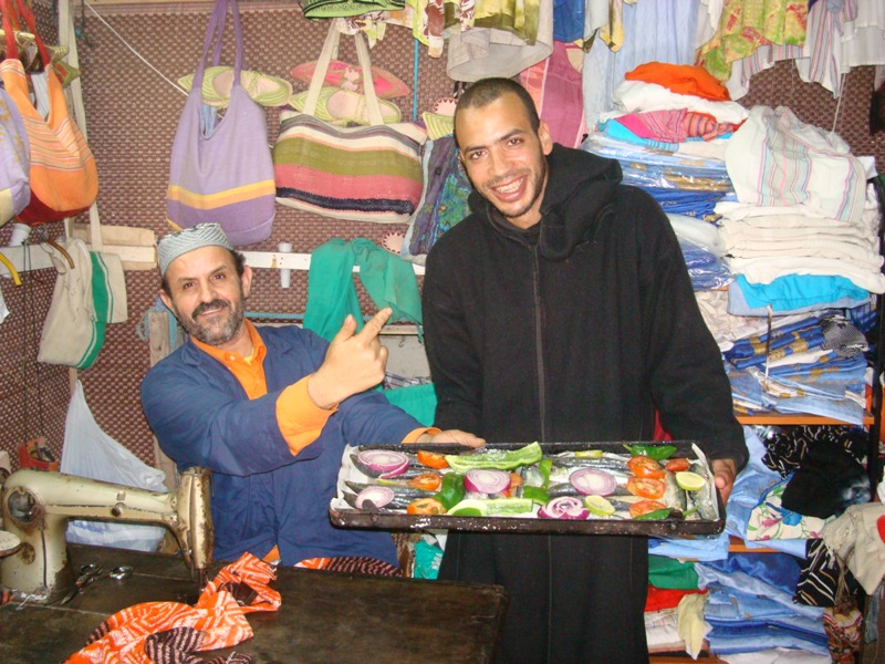 Art culinaire Souiri et Cuisine Marocaine Essaou74