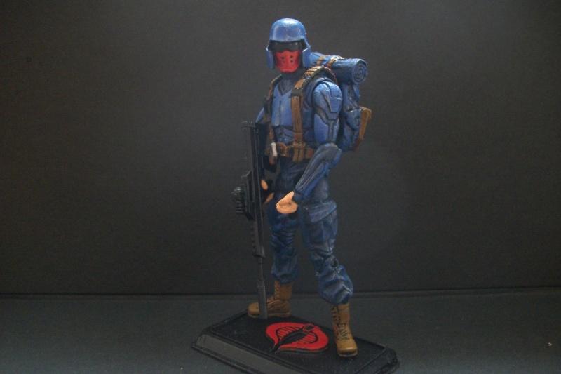 Cobra Blueshirt POC style Custo100
