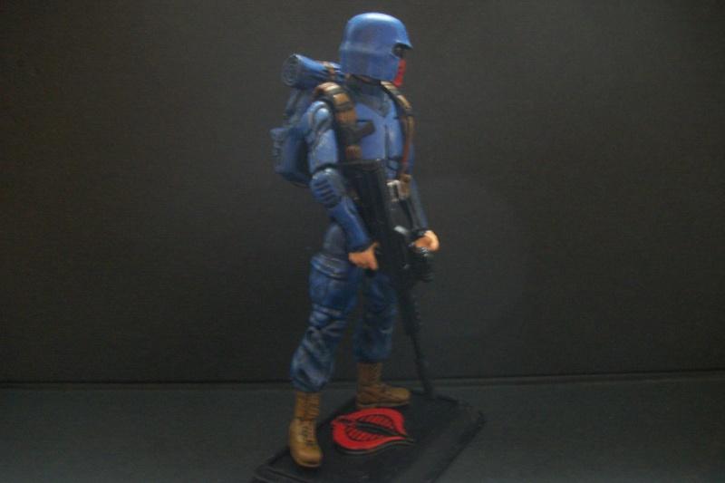 Cobra Blueshirt POC style Custo101