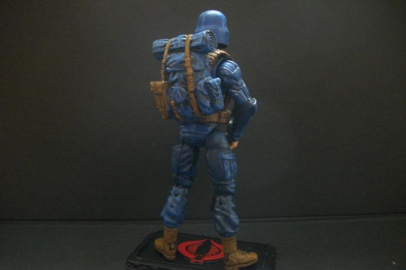 Cobra Blueshirt POC style Custo102