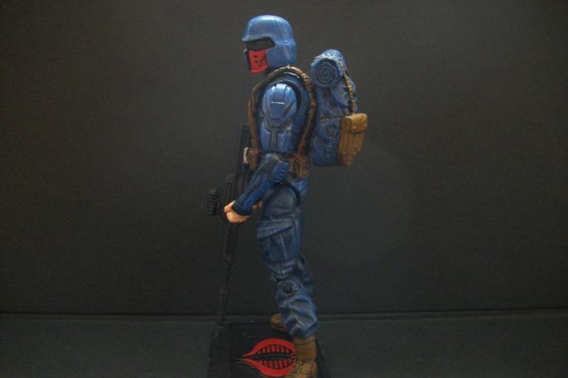 Cobra Blueshirt POC style Custo103