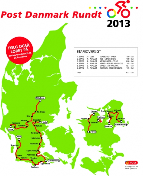 TOUR DU DANEMARK  -- 31.07 au 04.08.2013 Danmar10