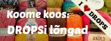 Koome koos: DROPSi lõngad